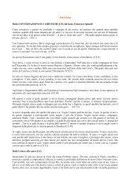 Frasi del beato Francesco per aree tematiche - Suore Adoratrici