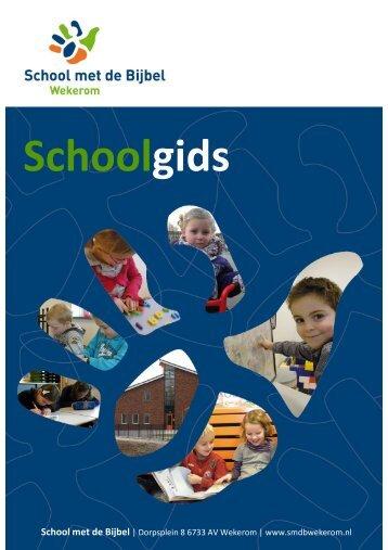 Schoolgids 2012-2013 - School met de Bijbel Wekerom