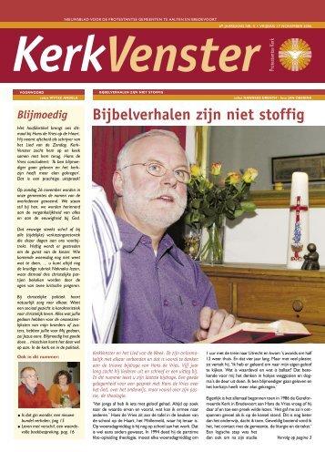 KV 05 17-11-2006.pdf - Kerkvenster
