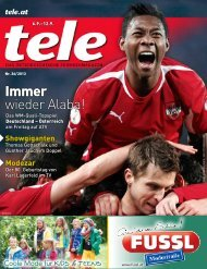 tele-Heft Nr. 36/2013