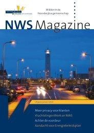 NWS Magazine 1 - Noordwijkse Woningstichting