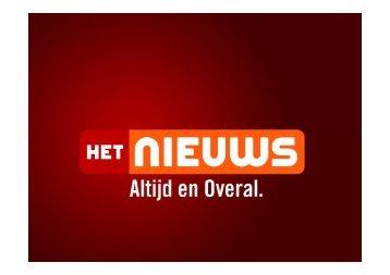 Traditionele Nieuwe Media - MediaNet Vlaanderen