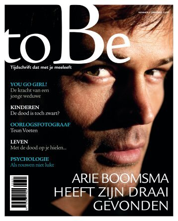 toBe Magazine
