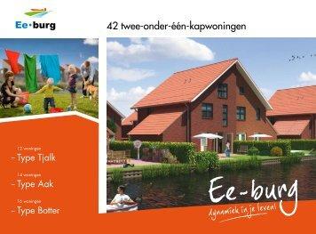 Bekijk de brochure - Ee-burg
