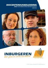 INBURGEREN - Nederlands aan het Werk