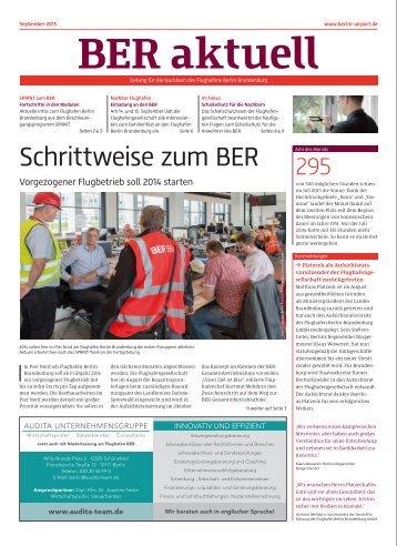 BER aktuell 09/2013