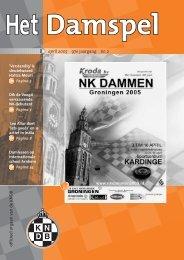 HD 0502 - Het Damspel