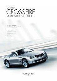 CROSSFIRE - Autohaus Bohnes