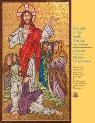 Disciples of the Lord: Sharing the Vision - Catholic Apostolate Center