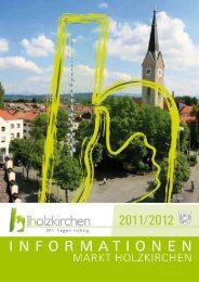 Schlenklmarkt - Holzkirchen