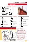POUJOULAT SCHOORSTEENSYSTEMEN - Prefab Schoorsteenbouw - Page 7