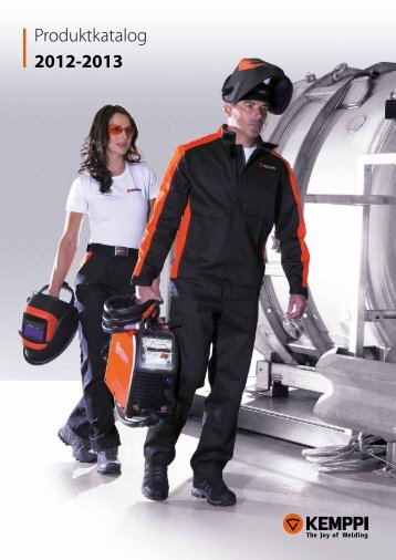 Produktkatalog 2012-2013 - KEMPPI - The Joy of Welding