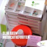 'Slik geen medicatiefouten' (pdf) - Vilans