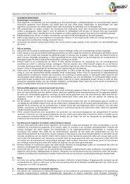 ALGEMENE BEPALINGEN 1. Aanbiedingen overeenkomst 1.1 ...