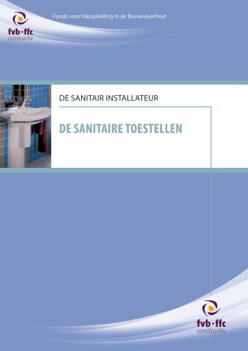 de sanitaire toestellen - FFC