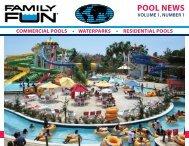Vol. 1 - Family Fun Pools