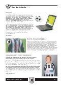 Clubblad - VV Roden - Page 6