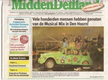 De Schakel 20-5-09 (pdf) - Stichting Muziek Midden-Delfland