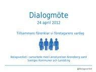 Dialogmöte 24 april 2012.pdf - Sambruk