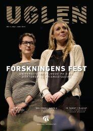 FOrSKnInGEnS FEST - UGlen - Aalborg Universitet