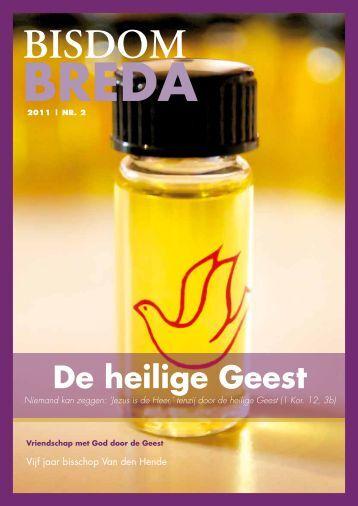 Bisdommagazine 2011-2 De heilige Geest - Bisdom Rotterdam