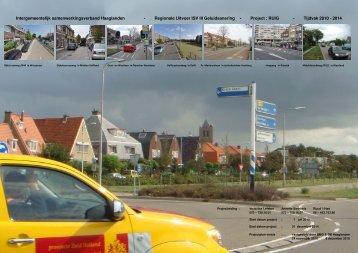 Regionale Uitvoer ISV III Geluidsanering - Stadsgewest Haaglanden