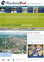 Speciale uitgave Techniek - RandstadRail