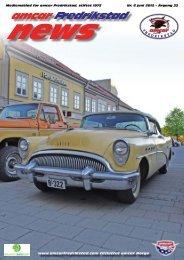 Amcar News Nr6 - Amcar Fredrikstad