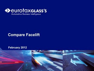 Compare facelift