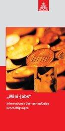 """""""Mini-Jobs"""" - Hib-bremen.de"""