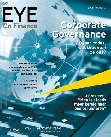 EYE on Finance - June 2013 - Holland Van Gijzen