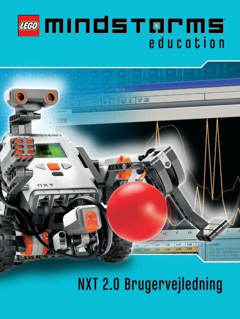 NXT 2.0 Brugervejledning - LEGO Lab, University of Aarhus