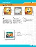 NXT 2.0 Brugervejledning - LEGO Lab, University of Aarhus - Page 4