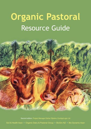 Organic Pastoral Resource Guide 2010 - FINAL.indd - Organic Dairy ...
