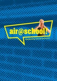 De handleiding voor de leerkracht kan je hier digitaal ... - Air@school