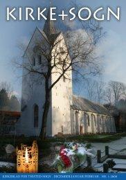 Flekkerøygutterne gæster Thisted marts 2009 - Thisted Kirke
