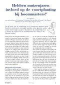 Hebben muizenjaren invloed op de voortplanting bij boommarters? - Page 3