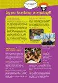 • Dag voor Verandering: actie geslaagd! • Kinderarbeid ... - Unicef - Page 3