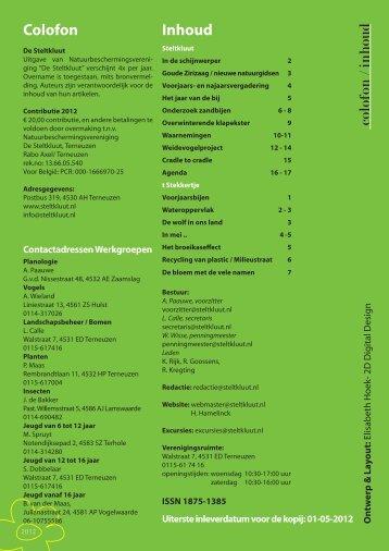 binnenwerk lente 2012.indd - Natuurbeschermingsvereniging De ...