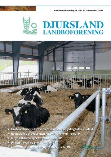 Landmandsportræt - Djursland Landboforening
