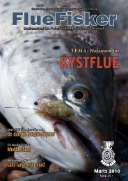 FlueFisker - marts 2010 - Federation of Fly Fishers Denmark