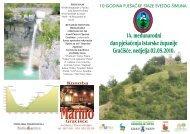 14. Međunarodni dan pješačenja Istarske županije - TZ Pazin