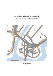 Herinrichting Wilhelmina- en Willemsplein - s-Hertogenbosch