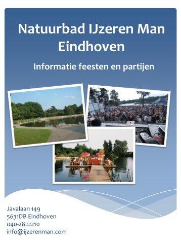 Natuurbad IJzeren Man Eindhoven - De IJzeren Man