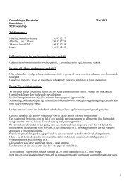 Uddannelsesplan for studerende - Ferslev Skole
