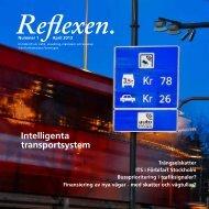 Läs nr 1/2013 - Trafiktekniska Föreningen