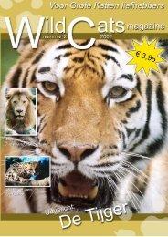 Ocelotten komen voor van Arizona in Noord - Wild Cats Magazine