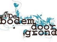 De Bodem Doorgrond (PDF) - Spade