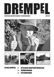 Drempel juni 2013 - Scouting de IJmondtrekkers