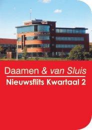 2e kwartaal 2011 - Daamen & van Sluis